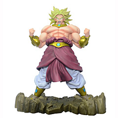 נתוני פעילות אנימה קיבל השראה מ Dragon Ball Saiyan PVC 25 CM צעצועי דגם בובת צעצוע