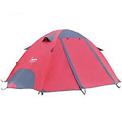 "CAMEL 2 אנשים אוהל כפול חדר אחד קמפינג אוהל 2000-3000 מ""מ ייבוש מהיר מוגן מגשם-קמפינג-"