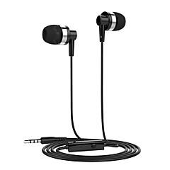מותג מקורי מקצועי באוזניות אוזניות עם מיקרופון עבור dj PC טלפון סלולרי xiaomi