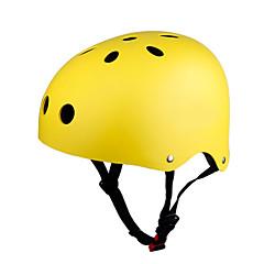 KY-B003 Sports Unisex Bike Helmet 11 Vents Cycling Cycling Mountain Cycling Road Cycling Recreational Cycling Hiking Climbing EPS ABSWhite Black