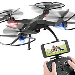 Drone Global Drone 4 Kanaler 6 Akse 2.4G Med 2.0 MP HD-kamera Fjernstyret quadcopterFPV En Knap Til Returflyvning Hovedløs Modus 360