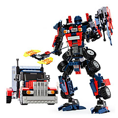 Játékok Ajándék Építőkockák Építő játékok Harcos Robot Műanyag 5 és 7 éves 8 és 13 éves 14 Évek és felfelé Fekete Elhalványulnak Barna