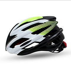 ספורטיבי Unisex Pyörä Helmet 26 Halkiot Pyöräily Pyöräily M: 55-58CM L: 58-61CM PC Keltainen Vihreä Punainen Sininen Tumma vaaleanpunainen