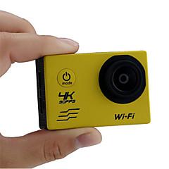 16MP 4608 x 3456 WIFI עמיד במים הכל באחד Wireless G-Sensor זויית רחבה Multi-function 30fps ± 2EV 2 CMOS 32 GB H.264 צילום(סינגל שוט) 30 M