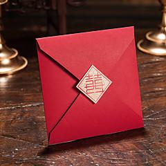 מותאם אישית כרטיס שטוח הזמנות לחתונהתפריט חתונה כרטיסי הזמנה כרטיסי Thank you כרטיסי מענה לדוגמא הזמנה כרטיסי ברכה ליומהולדת כרטיסים ליום