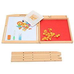 Puzzles Bildungsspielsachen Bausteine Spielzeug zum Selbermachen 1