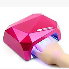 30W nehty Sušičky UV lampa LED lampa Lak na nehty UV gel