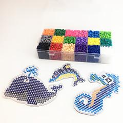 Sada na domácí tvoření Vzdělávací hračka Puzzle Kreslení Novinky a žertovné hračky Delfín Ryby Plast EVA