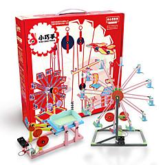 Hračky pro chlapce Discovery hračky Sada na domácí tvoření Věda a objevy Válcový