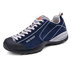Tênis Tênis de Caminhada Sapatos de Montanhismo Unisexo Anti-Escorregar Anti-Shake Almofadado Ventilação Impacto Secagem Rápida Vestível