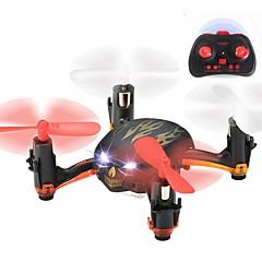 Ρομποτάκι Global Drone 4 Kανάλια 6 άξονα 2,4 G - Ελικόπτερο RC με τέσσερις έλικεςΦωτισμός LED Επιστροφή με ένα kουμπί Λειτουργία άμεσου