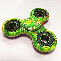 Toupies Fidget Spinner à main Jouets Tri-Spinner Plastique EDCSoulage ADD, TDAH, Anxiété, Autisme Pour le temps de tuer Focus Toy