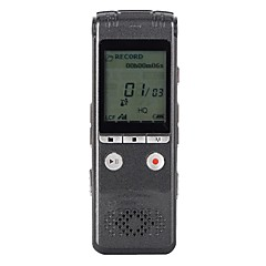 N31 Voice Recorder with Extra Loud Sound Time and Timing Function Support 60 Hours Recording