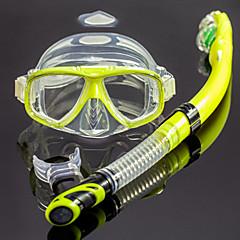 Búvárkodás Maszkok Snorkels Védő Búvárkodás és felszíni búvárkodás Vegyes anyagok Eco PC
