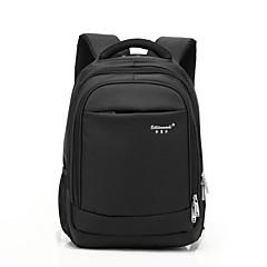 15-tuuman tietokoneen laukussa vedenpitävä sokki hengittävä polyesteristä musta / ruskea / harmaa