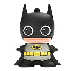 Hete nieuwe cartoon batman usb2.0 64gb flash drive u de schijf geheugen stick