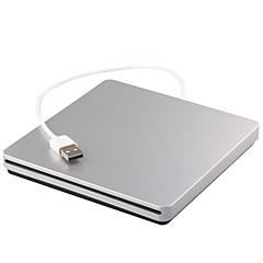 Φορητό usb 3.0 εξωτερικό dvd rw δίσκο καυστήρα εγγραφέας εγγραφής για notebook φορητό υπολογιστή macbook
