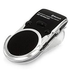Autó 锐思(RISING) Solar Handsfree Car Kit V4.0 Bluetooth autós készlet autós kihangosító USB port