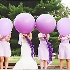 Latex Esküvői dekoráció-6 darabEsküvő Születésnap Újszülött Parti /Estélyi Party/estély Party Eljegyzés Ünnepség Születésnapi buli