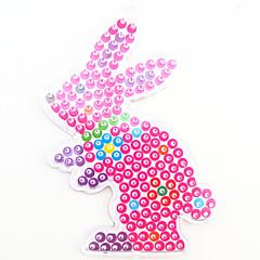 Kendin-Yap Seti Eğitici Oyuncak Yapboz Sanat ve Çizim Oyuncakları Rabbit Yenilik 6 Yaşında ve Üstü