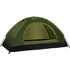 LINGNIU® 1 henkilö Teltta Yksittäinen teltta Yksi huone Taitettava teltta Vedenkestävä Pidä lämpimänä Erikoiskevyt(UL) varten