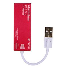 IETOP 4 ports Hub USB USB 2.0 Protection de l'Entrée Hub de données