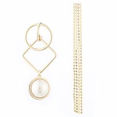 Women's Drop Earrings Imitation Diamond Imitation Pearl Sexy Movie Jewelry Euramerican Fashion Personalized Luxury Statement Jewelry