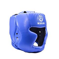 Başlık Boks Kaskı Taekwondo Boks Fitness Sanda Karma Dövüş Sanatları (MMA) Muay ThaiHava Alan Darbeye Dayanıklı Ayarlanabilir Ölçü