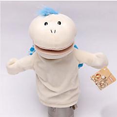 Fingerpuppe Nilpferd Baumwolle Kleidung