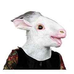Halloweenské masky Masky zvířat Ovčí vlna Horor Téma Unisex
