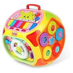 Brinquedos de Corda Brinquedos Plásticos Não Especificado 1-3 anos