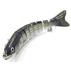 1 kpl Kova syötti Vaappu-uistin g/Unssi mm tuuma,Muovit Metallinen Hyrräkelaus Viehekalastus Yleinen kalastus