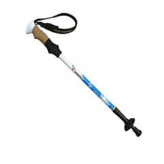 3 ノルディックウォーキングスティック 125センチメートル(49インチ) 耐久性 シンプル アルミ合金 キャンピング&ハイキング 戸外運動 屋外