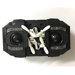 Drone 127 4 Kanaals Met 0.3MP HD Camera Terugkeer Via 1 Toets RC Quadcopter USB-kabel Handleiding