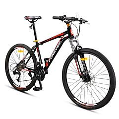 マウンテンバイク サイクリング 24スピード 24 inch サンランKDSG-04-3 / KDSG-04-8 ダブルディスクブレーキ ノーダンパー スチールフレーム ノーダンパー 普通 アンチスリップ スチール