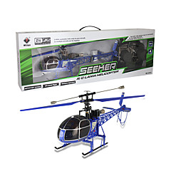 RC elicopter 4CH 6 Axe 2.4G -