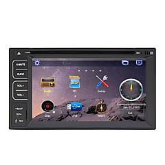 rungrace 6.2inch dual din gps navi bluetooth radio yleisauto dvd-soitin rl-261wgn02