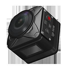 מצלמה פנורמית הבחנה גבוהה  (HD) Wifi שלט רחוק עמיד במים