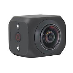 パノラマカメラ 高解像度 WiFi リモートコントロール モーション検出 持ち運びが容易