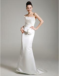 SHANNON - kjole til Aften i satin