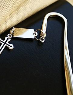 """""""Tidløs"""" cross bokmerke gunst med gaveeske"""