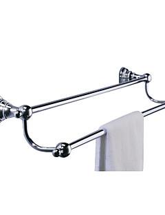 verchromt Bad-Accessoires aus Messing doudle Handtuch Stange