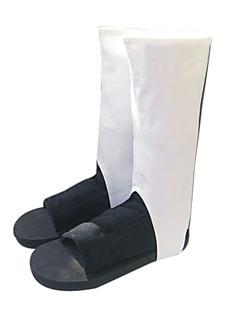 naruto ninja akatsuki scarpe cosplay