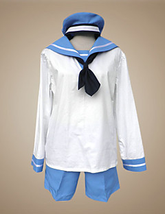 Cosplay Costume Inspired by APH Hetalia Movie Sealand