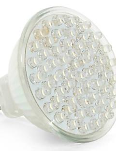 mr16 led 4w 60-6000k lumière blanche tache Ampoule LED (12 V)