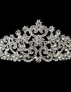 Dame Legering Medaljon-Bryllup / Speciel Lejlighed Diademer Som på Billedet