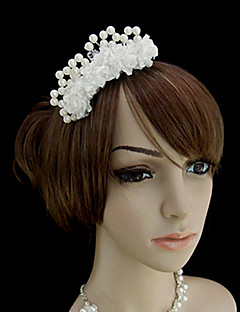 Women's Satin Headpiece - Wedding/Special Occasion/Casual/Outdoor Barrette