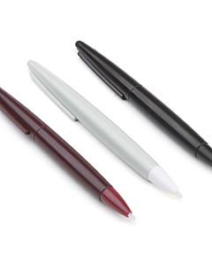 닌텐도 DSI XL 및 DSI 붙인다 (3 팩)에 대한 플라스틱 스타일러스 터치 펜