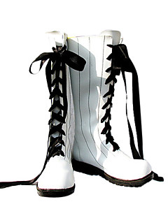 ciel bianche LaceUp pattini cosplay