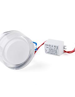 Luces de Techo 3 W 3 LED de Alta Potencia 300 LM 3000K K Blanco Cálido AC 85-265 V